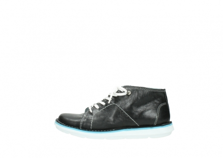 wolky lace up boots 08477 basalt 30070 black summer leather_1