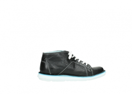 wolky lace up boots 08477 basalt 30070 black summer leather_12