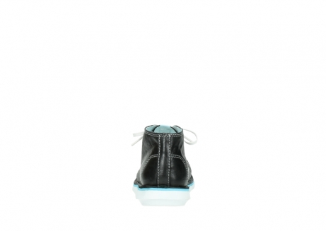 wolky lace up boots 08477 basalt 30070 black summer leather_7