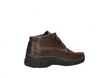 wolky lace up shoes 09203 roll moc basic 50300 brown leather_11