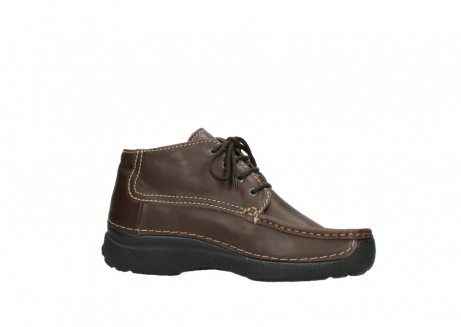 wolky lace up shoes 09203 roll moc basic 50300 brown leather_14
