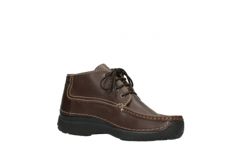 wolky lace up shoes 09203 roll moc basic 50300 brown leather_15