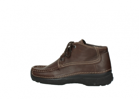 wolky lace up shoes 09203 roll moc basic 50300 brown leather_2