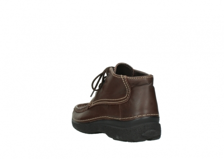 wolky lace up shoes 09203 roll moc basic 50300 brown leather_5