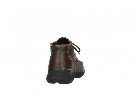 wolky lace up shoes 09203 roll moc basic 50300 brown leather_8