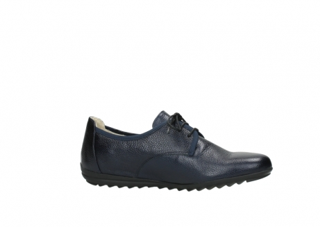 wolky lace up shoes 00126 luzern 81800 blue metallic leather_14