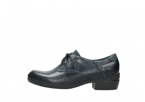 wolky lace up shoes 00958 yuba 30800 blue leather_1