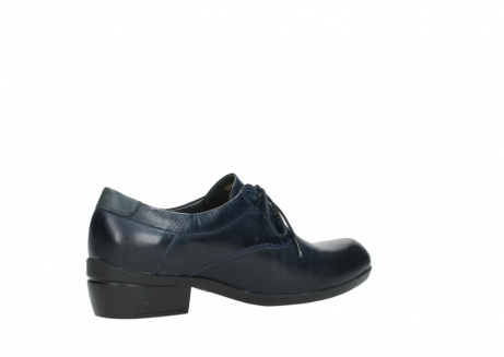 wolky lace up shoes 00958 yuba 30800 blue leather_11