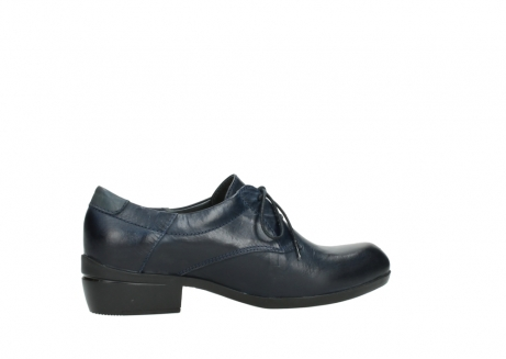 wolky lace up shoes 00958 yuba 30800 blue leather_12