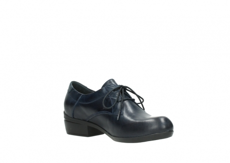 wolky lace up shoes 00958 yuba 30800 blue leather_16