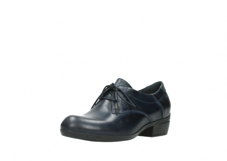 wolky lace up shoes 00958 yuba 30800 blue leather_22