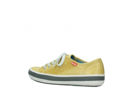 wolky lace up shoes 01227 giro 30920 light yellow leather_3