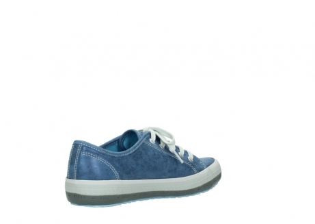 wolky lace up shoes 01227 giro 70800 blue leather_10