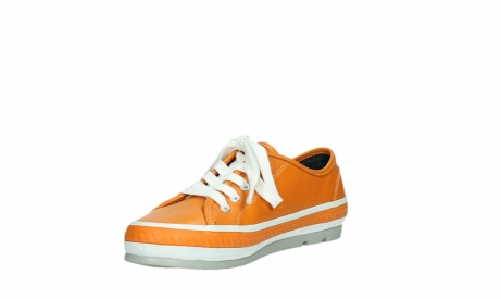 wolky lace up shoes 01230 linda 30550 orange leather_10