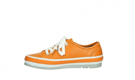 wolky lace up shoes 01230 linda 30550 orange leather_13