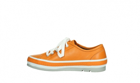 wolky lace up shoes 01230 linda 30550 orange leather_14