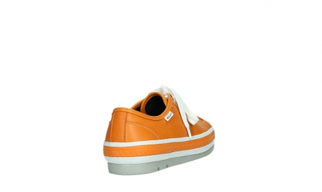 wolky lace up shoes 01230 linda 30550 orange leather_21