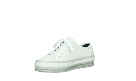 wolky lace up shoes 01230 linda 96100 white canvas_10