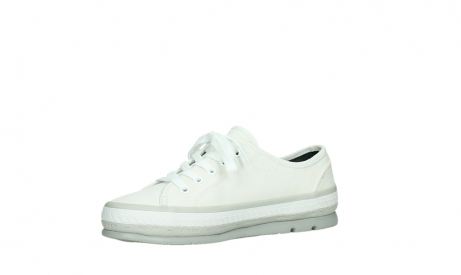 wolky lace up shoes 01230 linda 96100 white canvas_11
