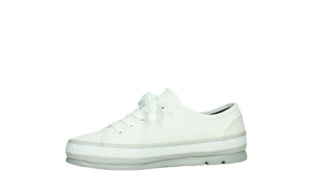 wolky lace up shoes 01230 linda 96100 white canvas_12