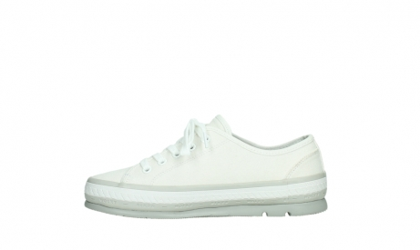wolky lace up shoes 01230 linda 96100 white canvas_13