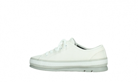 wolky lace up shoes 01230 linda 96100 white canvas_14