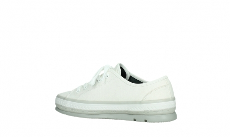 wolky lace up shoes 01230 linda 96100 white canvas_15