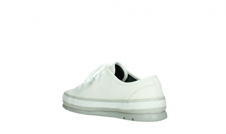 wolky lace up shoes 01230 linda 96100 white canvas_16