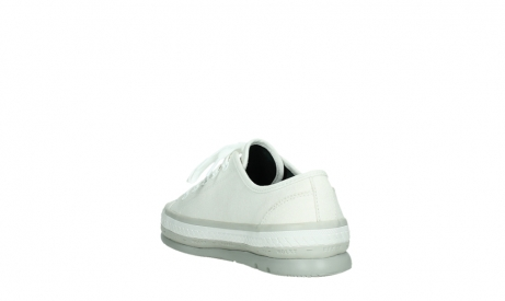 wolky lace up shoes 01230 linda 96100 white canvas_17