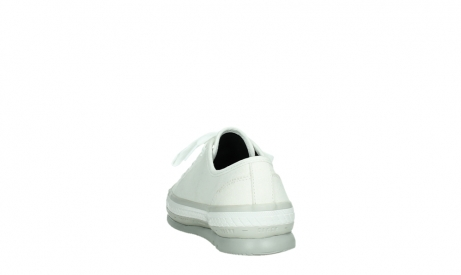 wolky lace up shoes 01230 linda 96100 white canvas_18