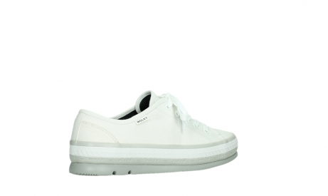 wolky lace up shoes 01230 linda 96100 white canvas_23