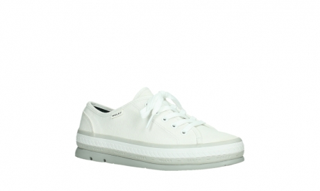 wolky lace up shoes 01230 linda 96100 white canvas_3