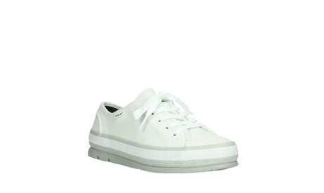 wolky lace up shoes 01230 linda 96100 white canvas_4