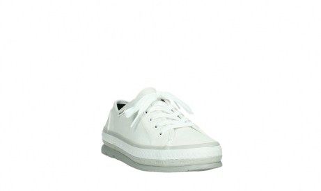wolky lace up shoes 01230 linda 96100 white canvas_5