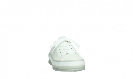 wolky lace up shoes 01230 linda 96100 white canvas_6
