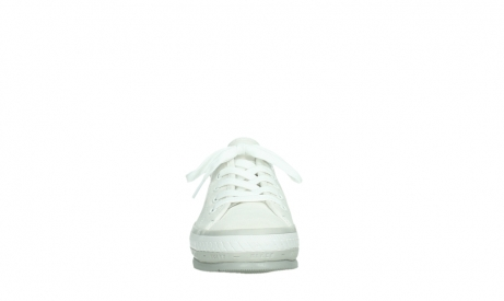 wolky lace up shoes 01230 linda 96100 white canvas_7