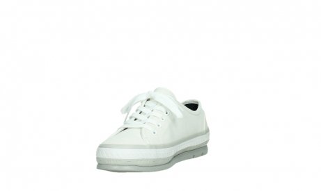 wolky lace up shoes 01230 linda 96100 white canvas_9
