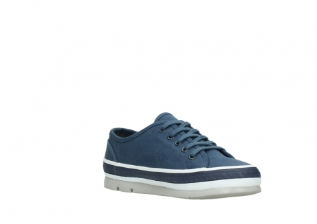 wolky lace up shoes 01230 linda 96830 navyblue canvas_16