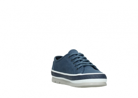 wolky lace up shoes 01230 linda 96830 navyblue canvas_17