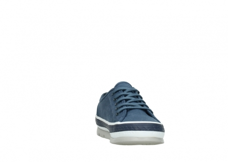 wolky lace up shoes 01230 linda 96830 navyblue canvas_18