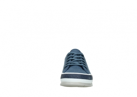 wolky lace up shoes 01230 linda 96830 navyblue canvas_19