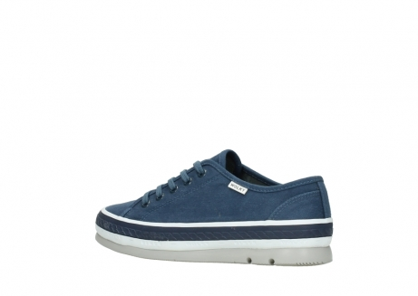 wolky lace up shoes 01230 linda 96830 navyblue canvas_3