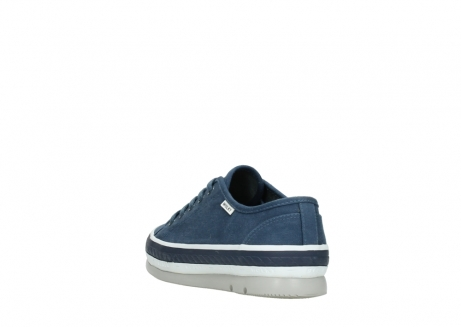 wolky lace up shoes 01230 linda 96830 navyblue canvas_5