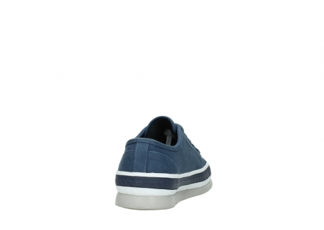 wolky lace up shoes 01230 linda 96830 navyblue canvas_8