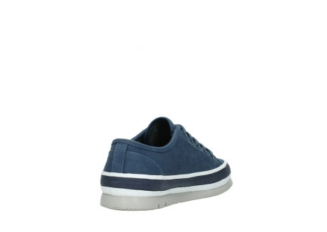wolky lace up shoes 01230 linda 96830 navyblue canvas_9