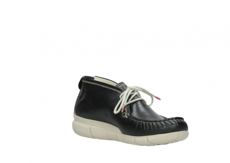 wolky lace up shoes 01501 ottawa 70000 black leather_16