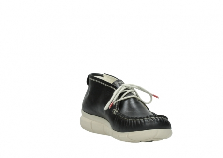 wolky lace up shoes 01501 ottawa 70000 black leather_17