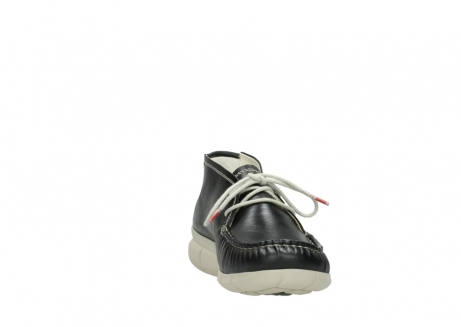 wolky lace up shoes 01501 ottawa 70000 black leather_18