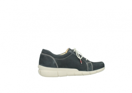 wolky lace up shoes 01510 pima 10070 black summer nubuck_12