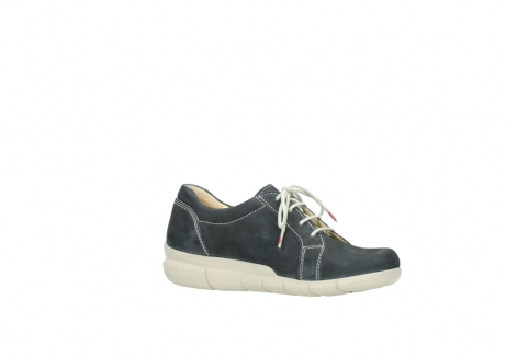 wolky lace up shoes 01510 pima 10070 black summer nubuck_15